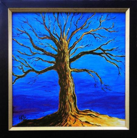 Me, the Tree by Janette 'JKay' Borland
