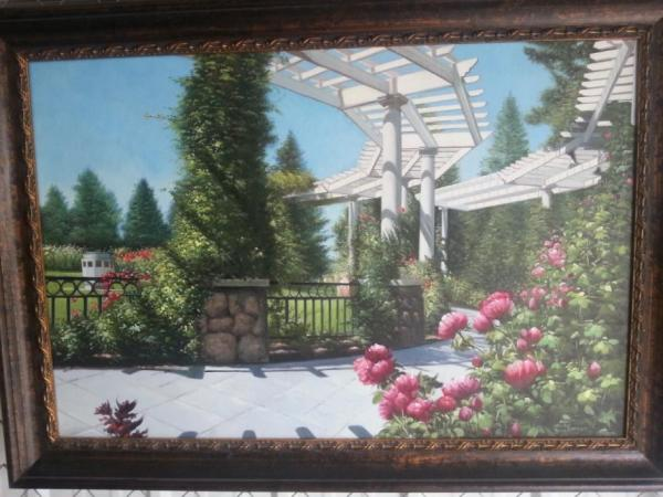 Manito Park Rose Garden by fritz bachmeyr on Flootie.com