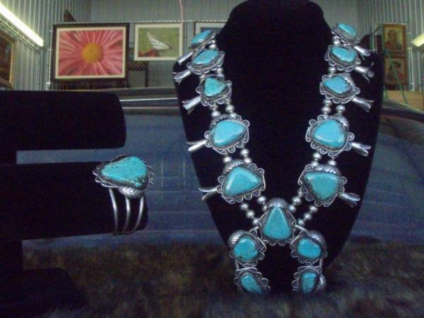 Turquoise Jewelry by TC