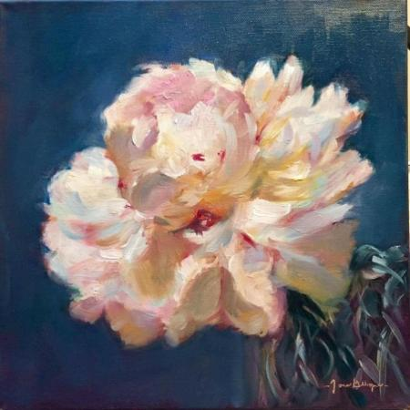 A Peony by Jane Gillespie on Flootie.com
