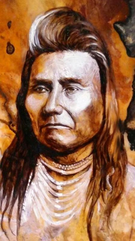 CHIEF JOSEPH by LORETTA JENKINS