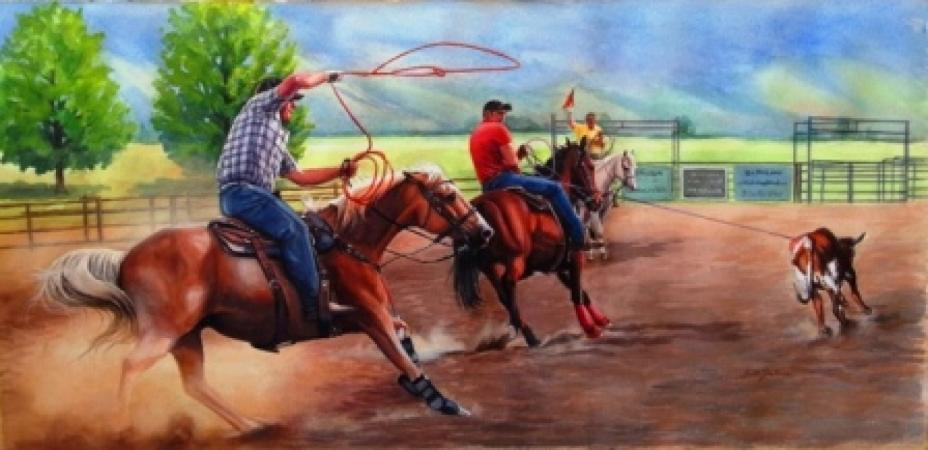 """THE ROPERS"" by LORETTA JENKINS"