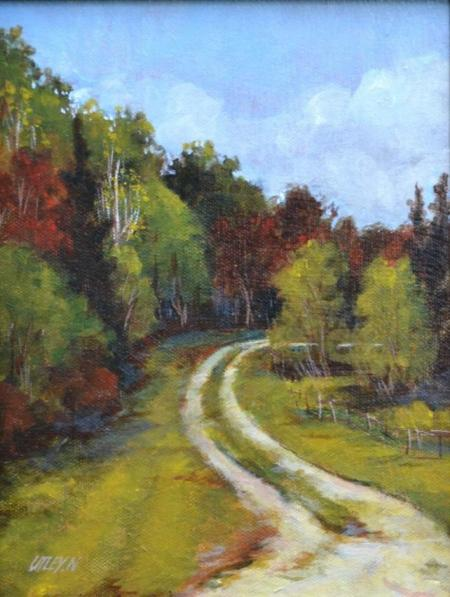 Wisconsin Road by Natalie Stewart-Utley
