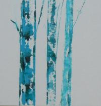 Birches S17#2 by Chuck Harmon on Flootie.com