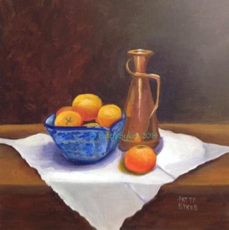 Clementines by Patty Sykes