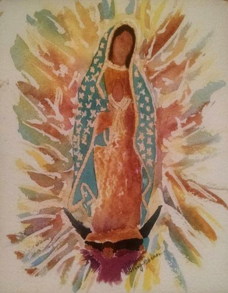 Guadalupe by Ginny Brennan
