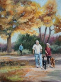 A Walk in the Park by Sandy Aronson on Flootie.com