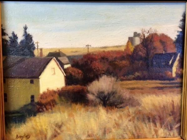 Fall Expressions by Kathleen Densley