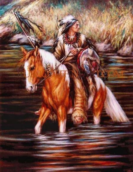 """AHEAD OF THE TRACKERS"" Fine Art Print by Rush Cole on Flootie.com"