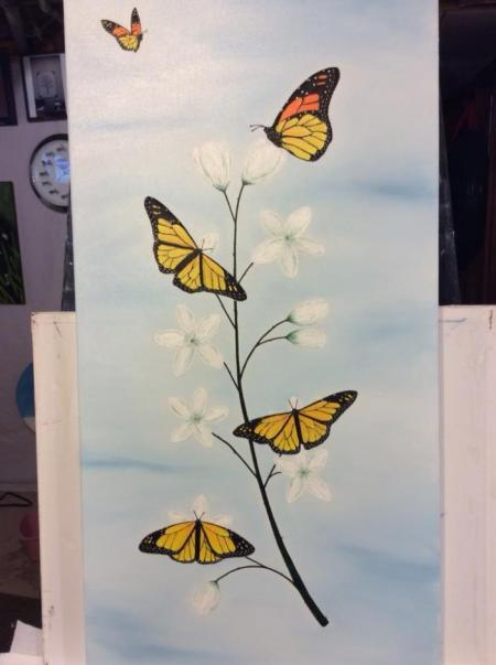 Butterfly Series  by Denny Carman