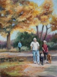 A Walk in the Park by Sandy Aronson